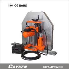 automatic concrete saw cutting machine KCY-420WEQ