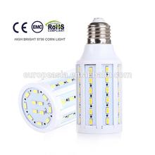AC220-240V 15w 20w 25w 30w 40w 5730 smd corn led light