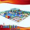 Big car theme kids indoor amusement park project