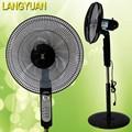 mejor precio de china 2015 nuevo modelo pulgadas 16 soporte eléctrico del ventilador con motor de alta calidad