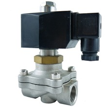 With coil S51B/Y42B normally open water solenoid valve