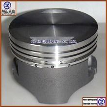 Anodic oxidation aluminum alloy motorcycle engine parts CG200 piston