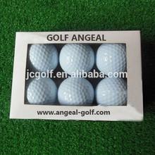 Promotional golf ball custom made gift box
