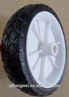 $30000 Quality Guarantee 1 Year Guarantee Cheap 7 inch Rubber Wheel