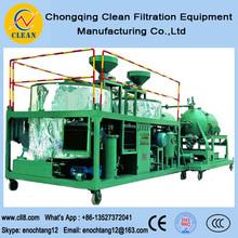 LYE-III Waste Engine Oil and Black Oil Regeneration Diesel and Gasoline Oil Purification Machine