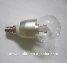 Super Brightness High Quality LED Candle Bulb E14/Candle LED Light with CE,RoHS Certification and 2 years warranty