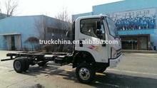 FAW 5ton 4x4 lorry truck