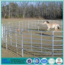 Used steel heavy duty cattle gates