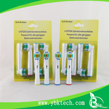 Oral Electric Toothbrushes 4 Soft Bristle For Oral B