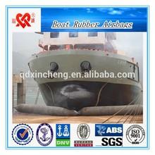 High Bearing Capacity heavy lifting and landing wooden ship/craft/tunnage/boat airbag