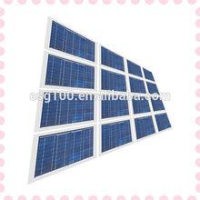 2014 hot sale ESG 150W solar energy panel thin soalr panel