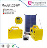 Own factory costeffective home use pv panel solar system 500w