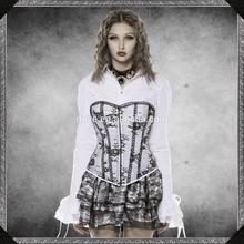 Latestl!Mature Women Gothic Lingerie Corset Latex Underwear