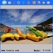Boat aqua sldie,tube water slide,fiber glass aqua slide