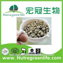 China Arabica Green Coffee Bean Grade AA