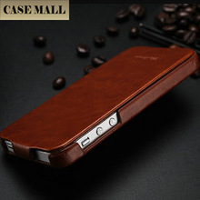 CaseMall 2015 ultra thin leather flip case for iphone 5, flip cover for apple iphone 5, for apple iphone5g case