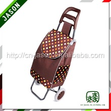 folding shopping trolley cart hard case trolley bags and luggages