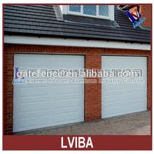 Aluminium porte de garage et ne rouille et sécurité porte et porte de garage joint d'étanchéité