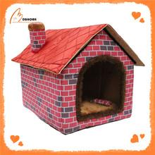 Pretty new winter high quality fabric dog kennel