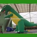 dinosauro gonfiabile gigante in vendita