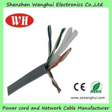 Best price 4 pair 23awg cat 6 utp cable