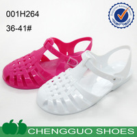 2014 new women summer beach flat sole sandals