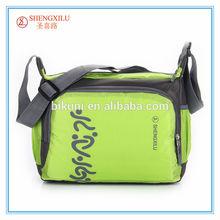 long handle shoulder bag messenger bag with bottle holder shoulder strap book bag