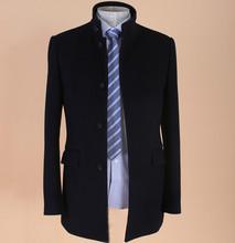 Topclass Men's Tuxedo Wool Business Suit Coat Formal Blazer Suit in China