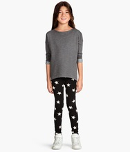Jersey girls custom full printed leggings