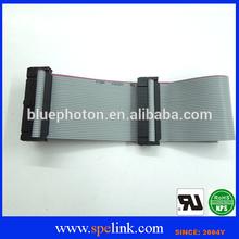 34Pin IDC 2.54mm FC grey Ribbon Flat Cable