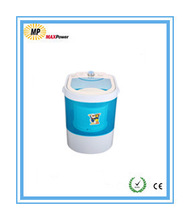 2015 cheap and high quality aluminum motor single tub mini washing machine dryer
