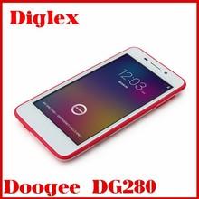 4.5 Inch Wholesale Doogee Dg280 1GB Ram 8GB Rom Android 4.4 Wcdma Doogee Smart Phone