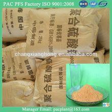 Ferric sulfate formula