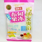 new 2015 colored jelly packaging bag