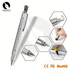 Shibell metal pen red correcting pen carbon fiber roller ball pen