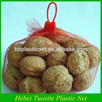 100% New HDPE pecan packing bag