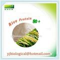 Aliments de santé, minceur alimentaire élevé de protéines en poudre, poudre de protéine de riz