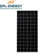 New 210Watt mono crystalline solar energy power 1000kw solar cells solar photovoltaic