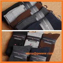 Custom Crew Socks Cotton Sock/ Custom Man Socks/Bulk Wholesale Cheap Cotton Socks