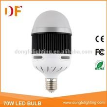 Hot sale 70W diammable LED bulb with E40 base