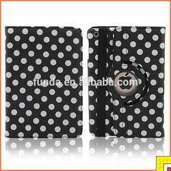 For Ipad Mini Case With 360 Rotating Leather For Ipad Mini Case