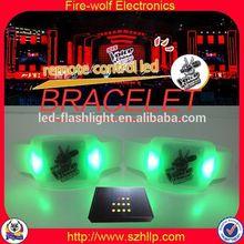 Shenzhen Manufacturer Firewolf Electronics Export glow bracelet crafts
