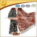 de largo y cálido al por mayor de las señoras bufandas infinito