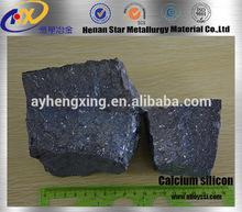 High pure CaSi 60 30 ferro calcium silicon powder and granule