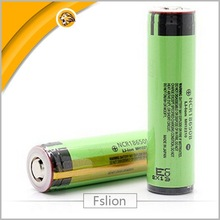 High quality 3400mah ecig 18650 battery LED Flash light Torch rechargeable batteries with pcb button 18650 battery