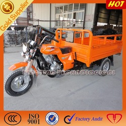 Heavy duty gas motor motorcycle truck 3-wheel tricycle for sale