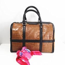 Wholesale brown skin handbags factory women hand bags aaa replica handbags factory in china