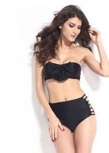 Sexy models nice bowknot bikini dress swimsuit alibaba express wholesale beach bikini