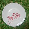 """Ristorante usato 6"""" salsa piatto/ceramica Piastra/piatti di ceramica che serve piatti"""
