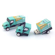 fantastic truck shape 2gb usb flash drive/memory stick for holiday promo